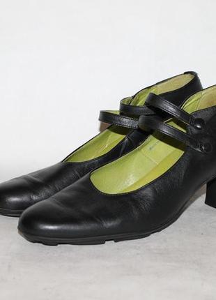 Кожаные туфли camper 38 размер
