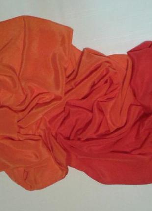 Шаль яркая нарядная накидка шарф палантин парео +200 шарфов на странице