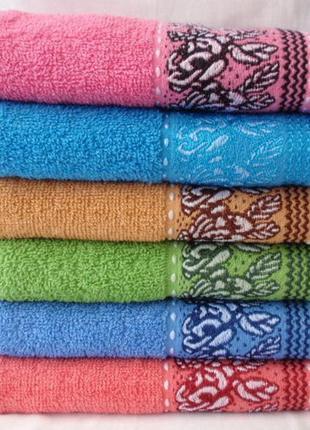Комплект полотенец 6шт - 300грн.