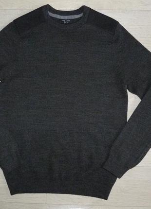 Красивый свитер new look man размер s
