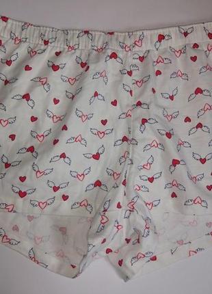 Классные пижамные шортики,р-р 16-18,george