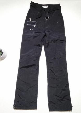 Теплые зимние штаны linrongwang, 24-26 размер, xxs-s