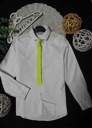 Элегантная фактурная рубашка next
