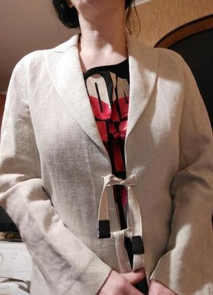 Пиджак кардиган krizia jeans италия2 фото