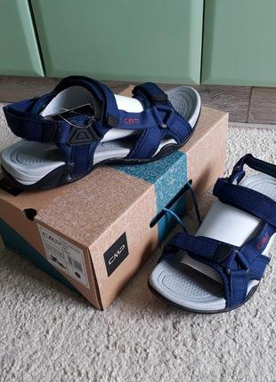 Мужские оригинальные сандалии cmp hamal hiking sandal marine