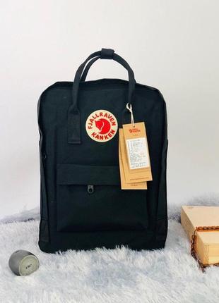 Рюкзак водонепроницаемый в черном цвете