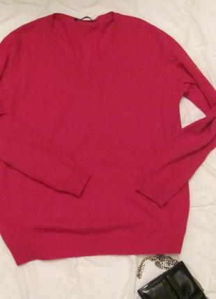 Кашемировый свитер кофта гольф 100 кашемир