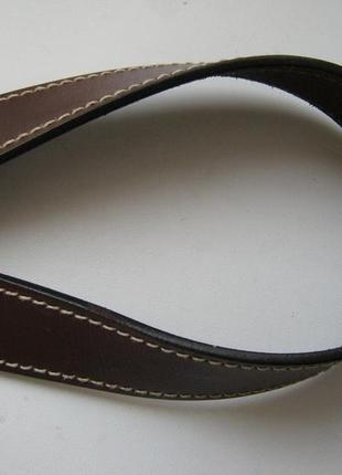 Ремень dickies, 100% натуральная кожа, размер m/l5 фото