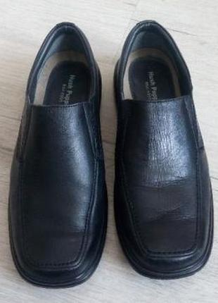 Туфли, лоферы, мокасины, кроссовки кожа hush puppies 43 р.