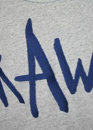 Свитшот \ кофта g-star raw3 фото