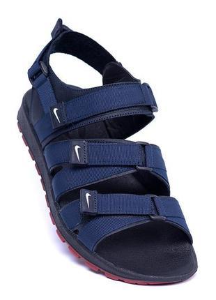 Мужские кожаные сандалии ni cин