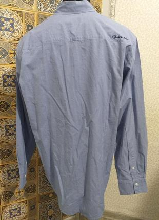 Рубашка мужская с длинным рукавом2 фото