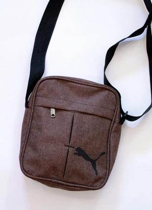 Сумка, мужская сумка, сумка  через плечо, барсетка