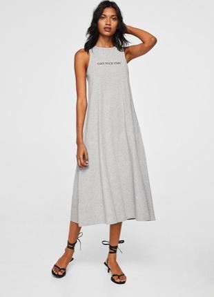 Стильное платье mango
