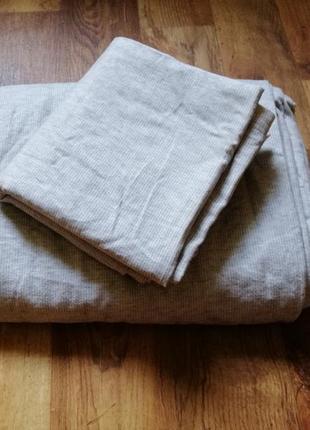 Комплект постельного белья фланелевый
