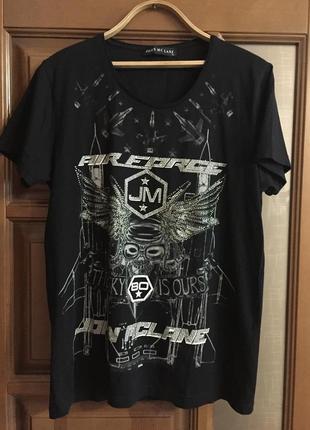 "Классная женская футболка ""john mclane """