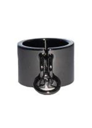 Оригинальное кольцо от бренда cos разм. one size
