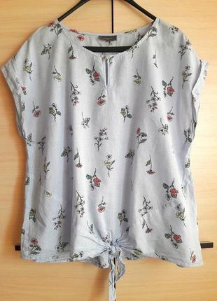 Легка коттонова блуза