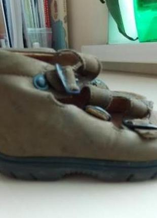 Ортопедические сандали super fit р-р20 германия