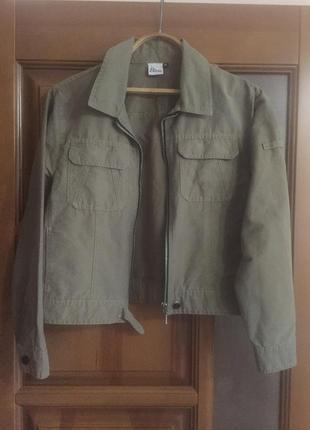 """Класснючий женский пиджак-куртка """"etam """""""