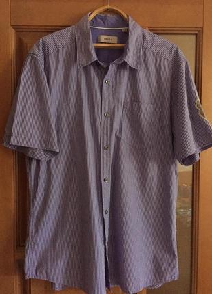 """Мужская рубашка с коротким рукавом """"mexx """""""