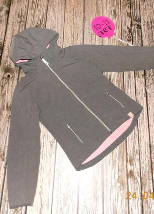 Куртка-ветровка h&m для девочки 10-11 лет, 140-146 см