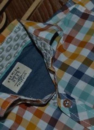 Рубашка шведка next 4г3 фото
