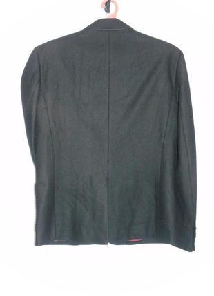 Hilfiger denim шикарная пиджак шерсть - l - xl7 фото
