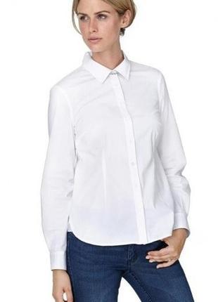 Классическая рубашка из хлопка, tchibo (германия)