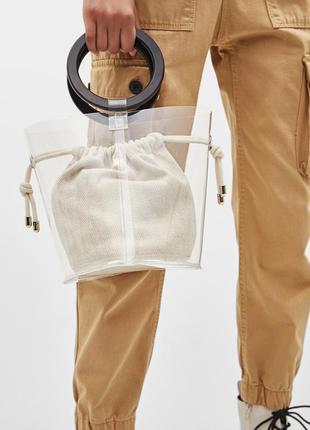 Новая крутая сумка из винила