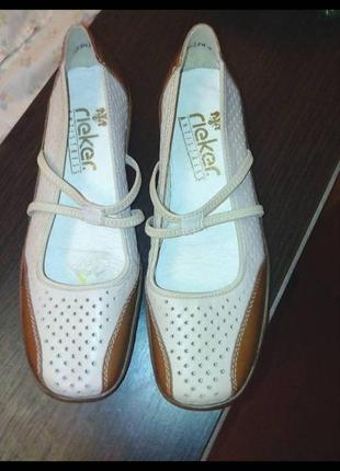 Туфли летние р 38