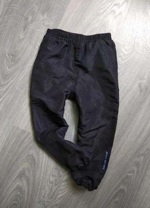 98/104p colorkids спортивные штаны брюки