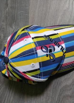 48р hummel бейсболка кепка реперка шапка2 фото