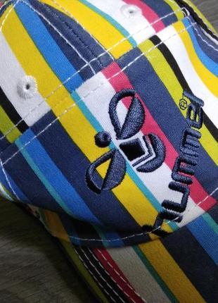 48р hummel бейсболка кепка реперка шапка3 фото
