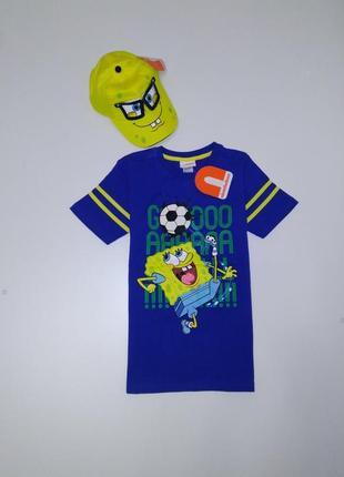 Футболка nickelodeon для мальчика р.140-158 на 10-14 лет