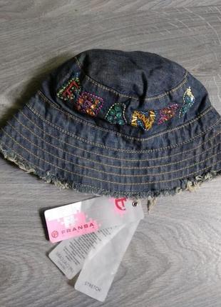 L-ка fransa панама панамка шапка