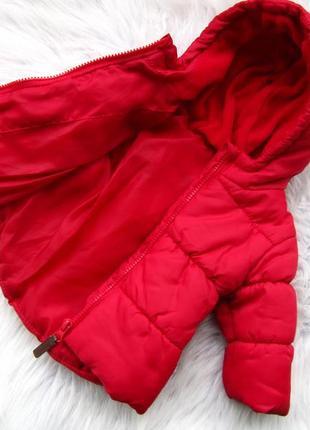 Стильная демисезонная куртка с капюшоном george2 фото