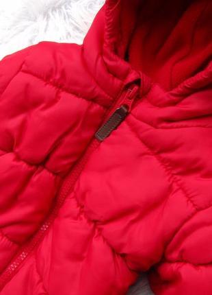 Стильная демисезонная куртка с капюшоном george3 фото