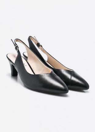 Распродажа босоножки туфли caprice германия оригинал! размер 40й