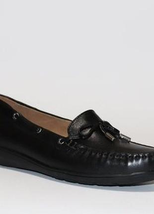 Распродажа 40р-р мокасины туфли gosoft von capricе регулируемая полнота оригинал