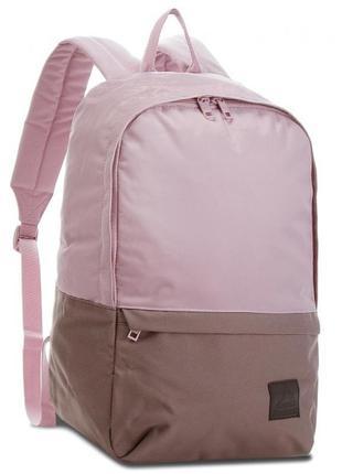 Розовый рюкзак reebok (оригинал)