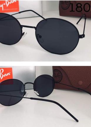 Стильные солнцезащитные очки овалы