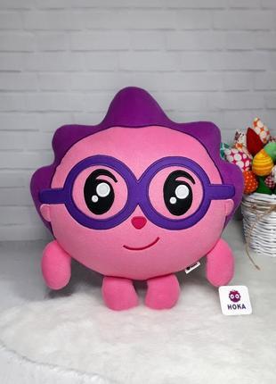 Мягкая игрушка - подушка малышарики ёжик