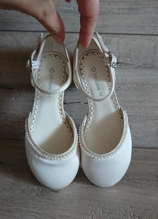 Нарядные туфли  john lewis  29 р   18,5 см