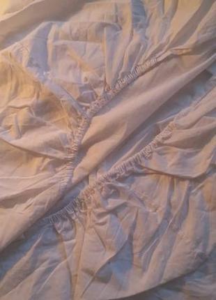 Комплект постельный пододеяльник  простынь наволочки hema коттон7 фото