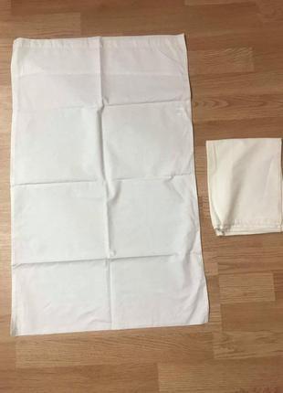 Комплект постельный пододеяльник  простынь наволочки hema коттон9 фото