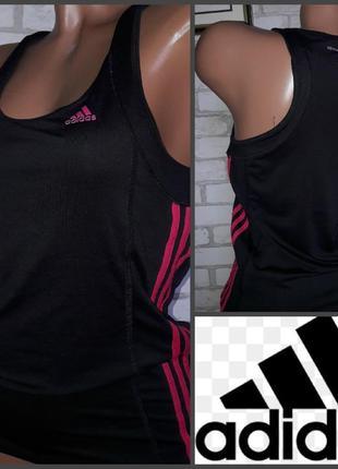 Adidas climalite майка спортивная с топом