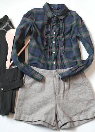 Блуза, рубашка ralphlauren для девочки, 8 лет