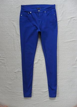 Стильные джинсы скинни с высокой талией esmara, l размер.