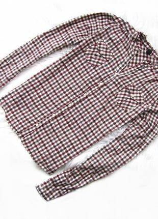 Качественная и стильная рубашка zara